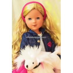 KÄTHE KRUSE LA BELLA HAZEL - poupée à jouer de Käthe Kruse