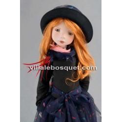 ZWERGNASE POUPEE ALKIONE 2 - poupée d'artiste Zwergnase