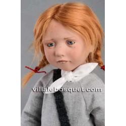 ZWERGNASE POUPEE FIORINA - poupée d'artiste Zwergnase 2019