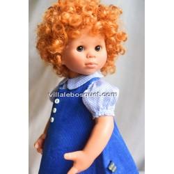POUPEE MÜLLER WICHTEL ELENE - poupée de collection de Rosemarie Müller