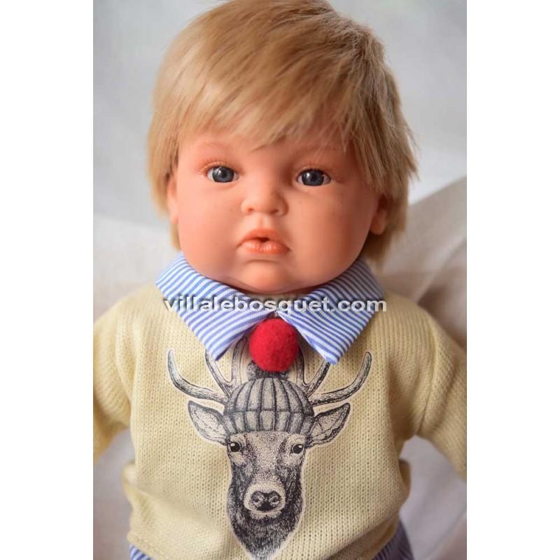 POUPEE PREPPY&ENDISA LOUIS - poupée à jouer The Preppy & Endisa