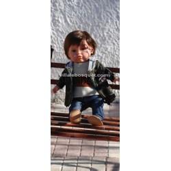 POUPEE PREPPY & ENDISA GAEL - poupée à jouer The Preppy & Endisa