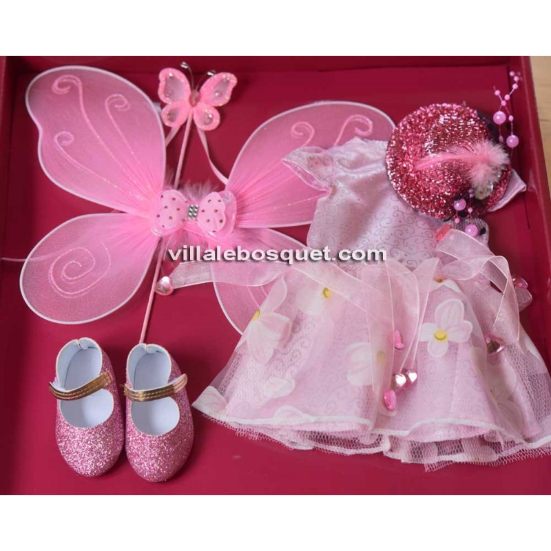 GÖTZ ENSEMBLE FEE - vêtement Götz pour poupées