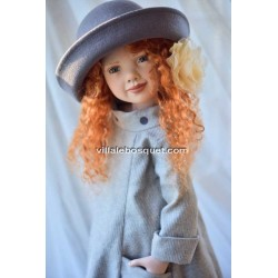 ZWERGNASE POUPEE AGLAIA - poupée d'artiste Zwergnase 2019