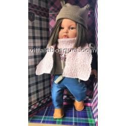 POUPEE PREPPY & ENDISA ALIZEE - poupée à jouer The Preppy & Endisa