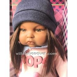 POUPEE PREPPY & ENDISA CORALIE - poupée à jouer The Preppy & Endisa