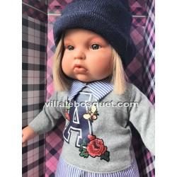POUPEE PREPPY&ENDISA CHARLOTTE - poupée à jouer The Preppy & Endisa