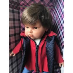 POUPEE PREPPY & ENDISA PIERRE - poupée à jouer The Preppy & Endisa