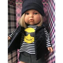 POUPEE PREPPY & ENDISA JULES - poupée à jouer The Preppy & Endisa