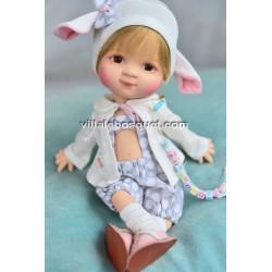 POUPEE BJD EN RESINE JUNIPER - poupée de l'artiste Lorelal Falconi