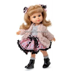 BERJUAN POUPEE MY GIRL RUBIA - poupées à jouer 35 cm