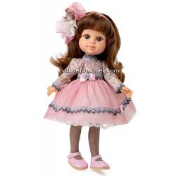 BERJUAN POUPEE MY GIRL CASTANA - poupées à jouer 35 cm