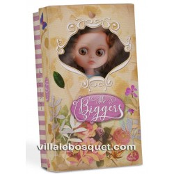 BERJUAN POUPEE THE BIGGERS ARTEY BIRBAUN - poupées à jouer 32 cm