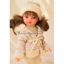 Emily, jolie petite poupée mannequin Antonio Juan