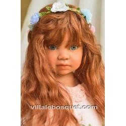Les merveilleuses poupées unique d'Angela Sutter