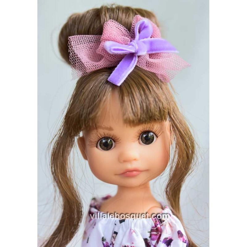 Les ravissantes poupées à jouer Luci de Berjuan