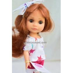 Les ravissantes petites poupées Luci de Berjuan