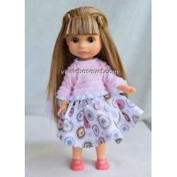 Les mignonnes poupées Luci de Berjuan, 22 cm