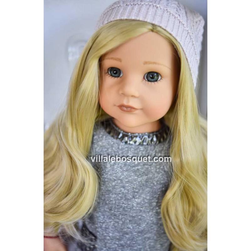 Les belles poupées Hannah de Götz