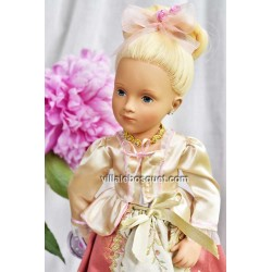Les superbes poupées de Sylvia Natterer pour Petitcollin.