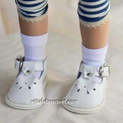 Chaussures en cuir Wagner pour les Juniordolls Zwergnase