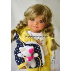 Les belles poupées Little Stars de Gabriele Müller