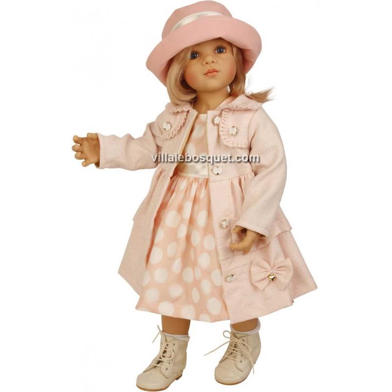 ALINA FRIESKE une belle poupée d'artiste de Schildkröt