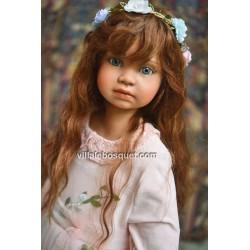 Ortense, magnifique poupée d'Angela Sutter