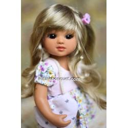 Les belles poupées Little Star de Gabriele Müller