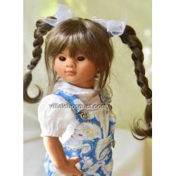 Les belles poupées Original Müller Wichtel sur villalebosquet.com