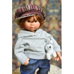 Les belles poupées Original Müller Wichtel sont à la villalebosquet.com