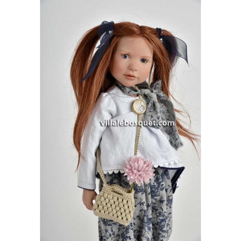 Superbes poupées d'artiste Zwergnase collection 2020