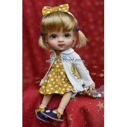 Ember, ravissante petite poupée BJD de Lorella Falconi