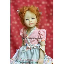 Les belles poupées de l'artiste Heidi Plusczok