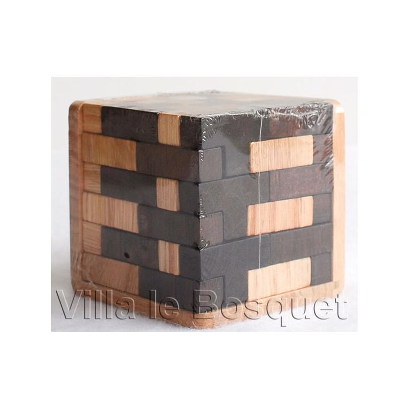 casse tete carre jeu en bois offre sp ciale villa le bosquet. Black Bedroom Furniture Sets. Home Design Ideas