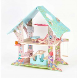 MAGICAL FOREST CLUBHOUSE -...