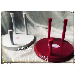 SUPPORT ASSISE POUR POUPEES