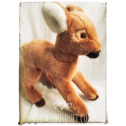 PELUCHE PETIT FAON - animal...