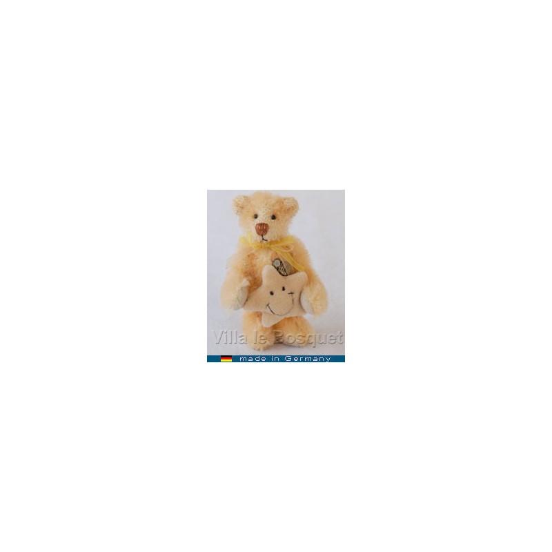OURS-MINIATURE LITTLE STAR - ours d'artiste Hermann Teddy Miniaturen