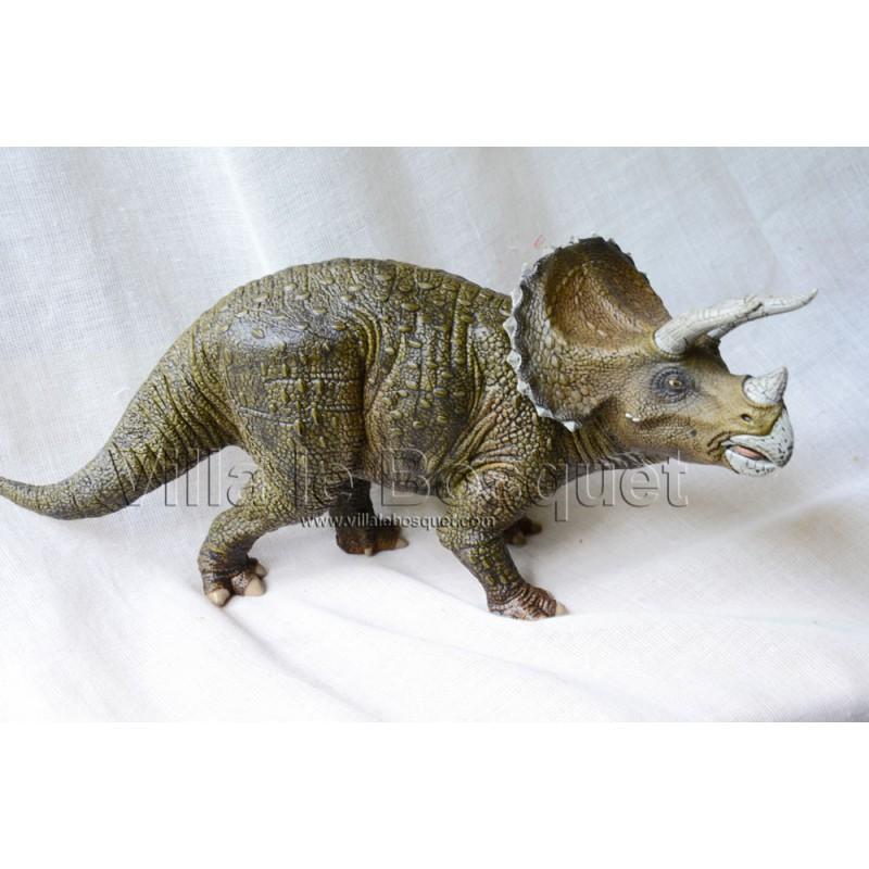 PAPO TRICERATOPS - dinosaure préhistorique