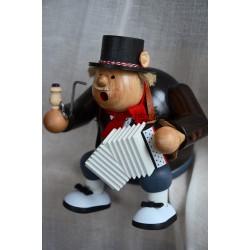 DECO MAISON MUSICIEN - figurine en bois - cadeau decoratif