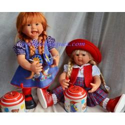 MOULINETTE A MUSIQUE EN TÔLE POUR ENFANT- jouet musical pour les enfants