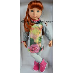 GÖTZ POUPEE HAPPY KIDZ CLARA - poupée à jouer GÖTZ