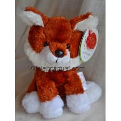 PELUCHE PIPPINS RENARD - peluche de Keel Toys