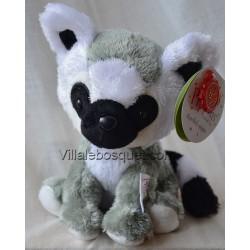 PELUCHE PIPPINS LEMURIEN - peluche de Keel Toys