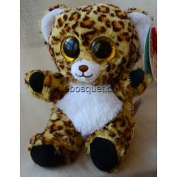 PELUCHE ANIMOTSU LEOPARD - peluche de Keel Toys
