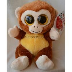 PELUCHE ANIMOTSU SINGE - peluche de Keel Toys