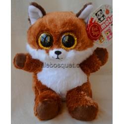PELUCHE ANIMOTSU RENARDEAU - peluche de Keel Toys