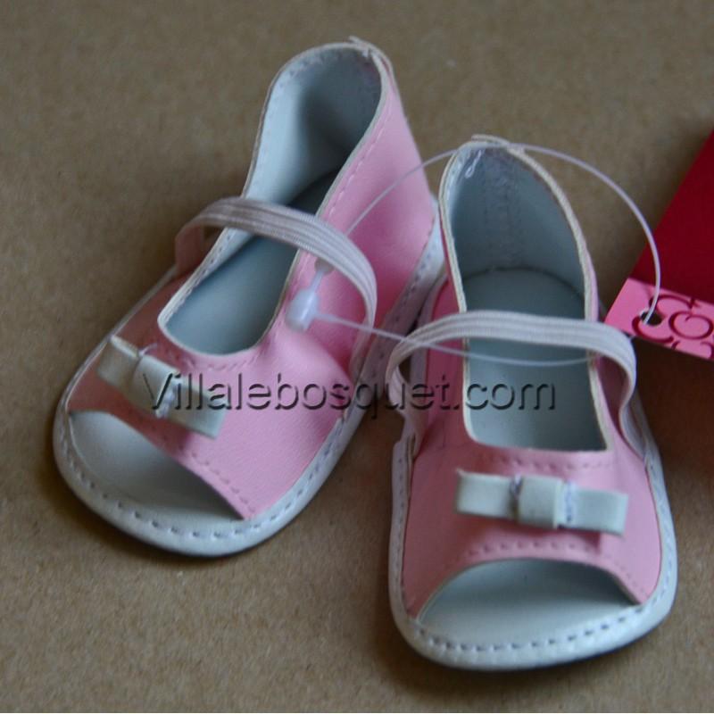 SANDALES DE POUPONS GÖTZ - chaussures Götz pour poupées