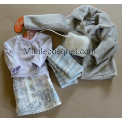 PETITCOLLIN HABILLEMENT TATIANA - vêtement pour Starlette